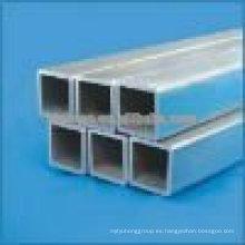 50 * 50m m 40 * 50 30 * 60 Tubo de acero de carbono inconsútil para el precio bajo