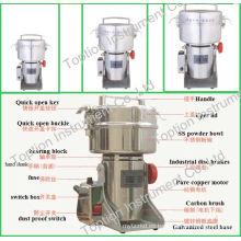 Pequeña maquinaria química y farmacéutica pulverizador universal para la venta