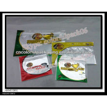 Fishing Soft Bait Packaging With Zip Top
