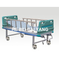 a-88 Movable Double-Function Manual Hospital Bed