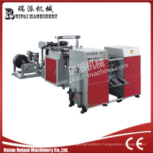 Fully Automatic Rolling Garbage Bag Making Machine