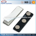 neodymium magnet composite magnetic name badge holders