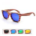 FQ marca fabricante spot atacado homem moldura de madeira óculos de sol