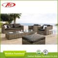 Neues Design Rattan Outdoor Möbel Sofa Set