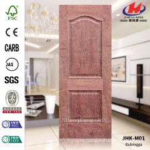 JHK-M01 Outside Clean Design Big Size Popular Europen CARB Economic Bubinga Livingrom Door Sheet