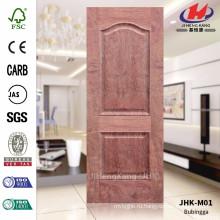 JHK-M01 Дизайн внешней стороны Большой размер Популярный Europen CARB Экономичный Bubinga Livingrom Дверной лист