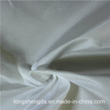 Water & Wind-Resistant Anti-Static Outdoor Sportswear Woven 100% Diamond Jacquard Polyester Fabric