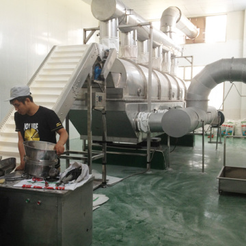 Vibrating Fluid Bed Drier of Ammonium Sulfate