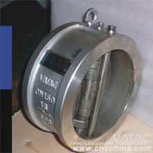 API 594 Dual Plate Wafer Check Valve