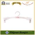 OEM / ODM Suppliers Bar Hanger Popular ropa interior percha de plástico