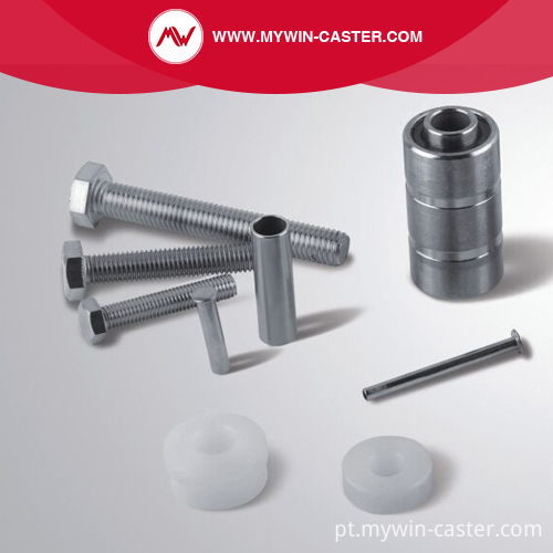 caster accessories forks