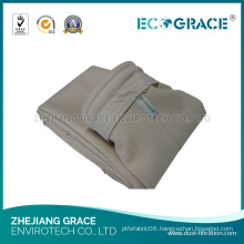 Industrial Dust Collector Filter Cloth PPS Fiber Pocket