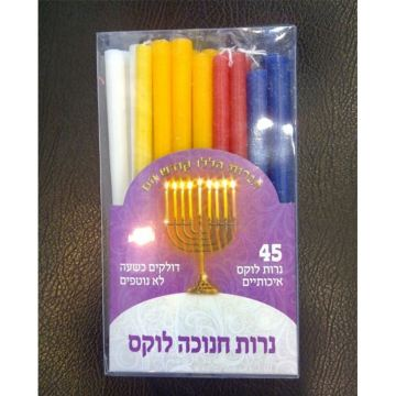 Competitive+Price+Hanukkah+Candle+in+Box+Wholesale