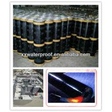 3mm Dicke SBS modifizierte Bitumen wasserdichte Membran