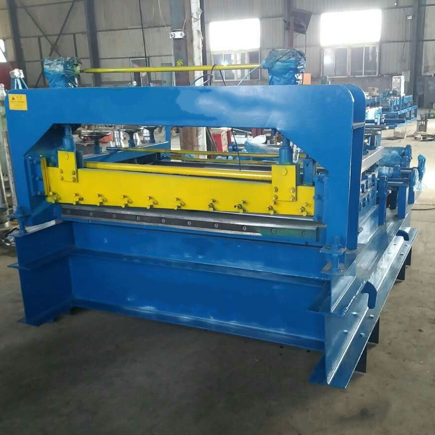 Automatic Hydraulic Flattening Machine