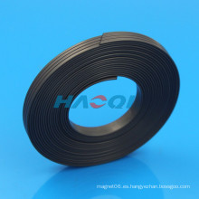 Rodillo flexible magnético de la tira modificada para requisitos particulares suave
