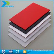 100% bayer makrolon tinted translucent polycarbonate plastic sheet
