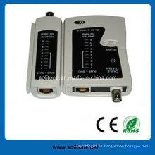 Rj11 / RJ45 / BNC Prueba de Fluke del cable del LAN de la red (ST-CT468BNC)