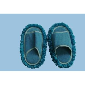 Lazy man slippers mop