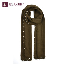 HEC Wholesale New Style Beautiful Long Size Neck Lady Women Scarf