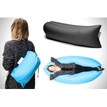 New Design Air Filling Inflatable Sleeping Bag