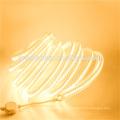 AC220V impermeable al aire libre SMD 3038 flexible tira de luz LED