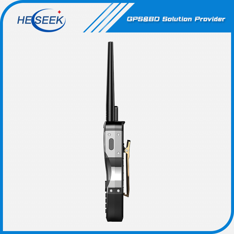 Handheld Intercom Walkie Talkie met GPS-locator