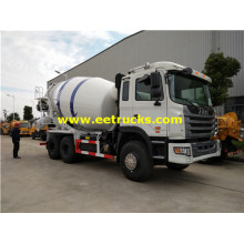 JAC 10 Wheel 10000L Cement Mixing Trucks