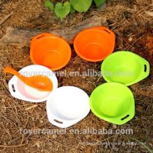 Fire Maple 6 Bowls + 1 Spoon PP camping tableware suit practical dinnerware