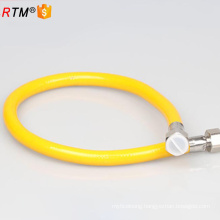 B17 High quality stainless steel flexible retractable corrugated gas hose
