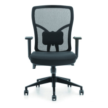 Comfortable medium back chairs for office workers or home office