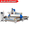 4axis CNC Router 2060*4000*400mm Woodworking Machine for DIY Wood Furniture