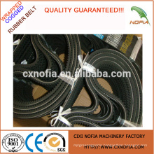 Specially Designed Cords Enhance Durability Length Stable Rubber Belt