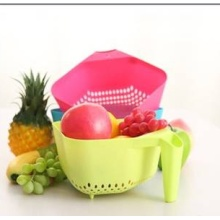 Kitchen Use Basket For Fruit In Different Color