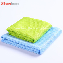 Microfiber Fish Scales Mesh Towel