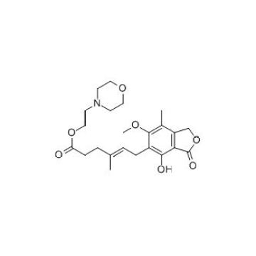 Mycophenolate Mofetil also Known as CellCept CAS 128794-94-5