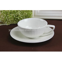 2015 new design bulk tea cup and saucer wholesale