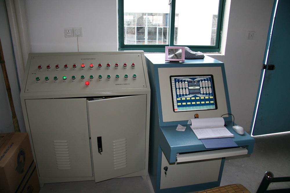 Automatic Control Panel Spun Pile