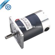 90mm 60w 12v/24v high torque dc electric gear motor