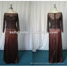 Elegante Mutter der Braut Spitze Kleider M01