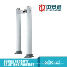 24 Zones WiFi Network Connection Door Frame Metal Detector