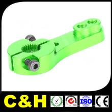 7075/6061/5052/6063 Piezas de fresado de aluminio con alta precisión para el automóvil