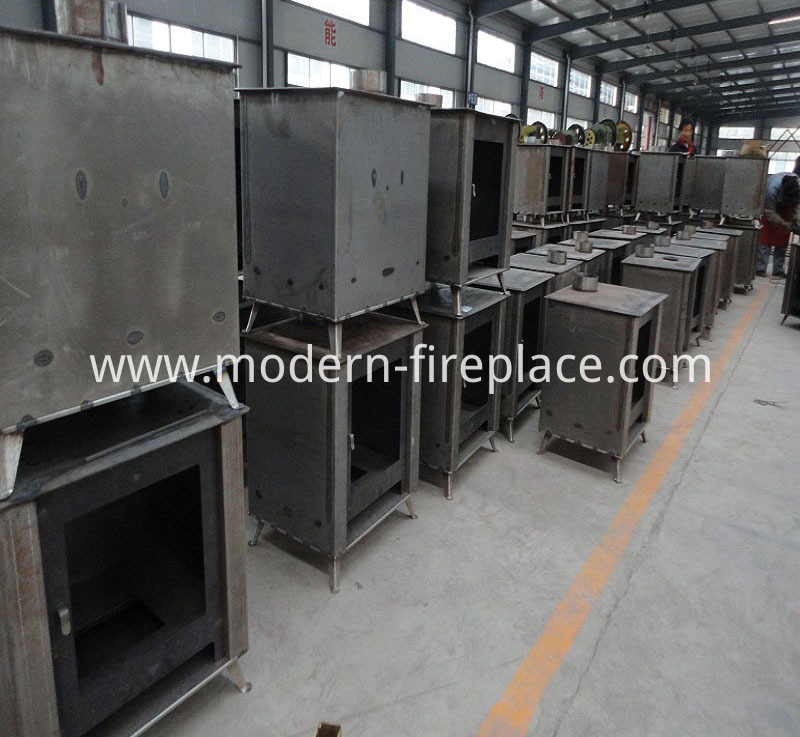 High Efficiency Wood Burning Stoves Production