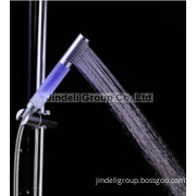 Household Items-LED Hand Shower Head Color Changing Shower Head Bath Fittings (LD8008-A13)