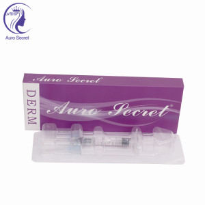 New Products Hyaluronic Acid Skin Injections For Lip