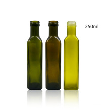 Wholesale Customization Edible Oil Glass Bottle Cooking Olive Oil Glass Bottle