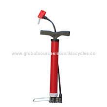 Bomba de identificador de ar de bicicleta