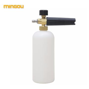 Китай поставщик пена Лэнс мойка высокого давления многофункциональный моющее средство, мыло, бутылка пены пушки замена бутылка