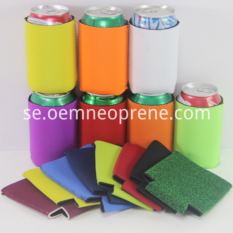 Neoprene Can Cooler Blank