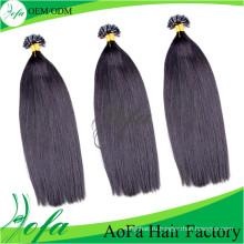 Aofa Волос Завод Оптовая Продажа Индийский Девы Реми Человеческих Волос